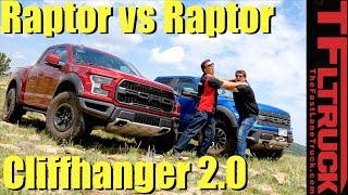 Old vs New: Is the New Ford Raptor Really Better Off-Road?