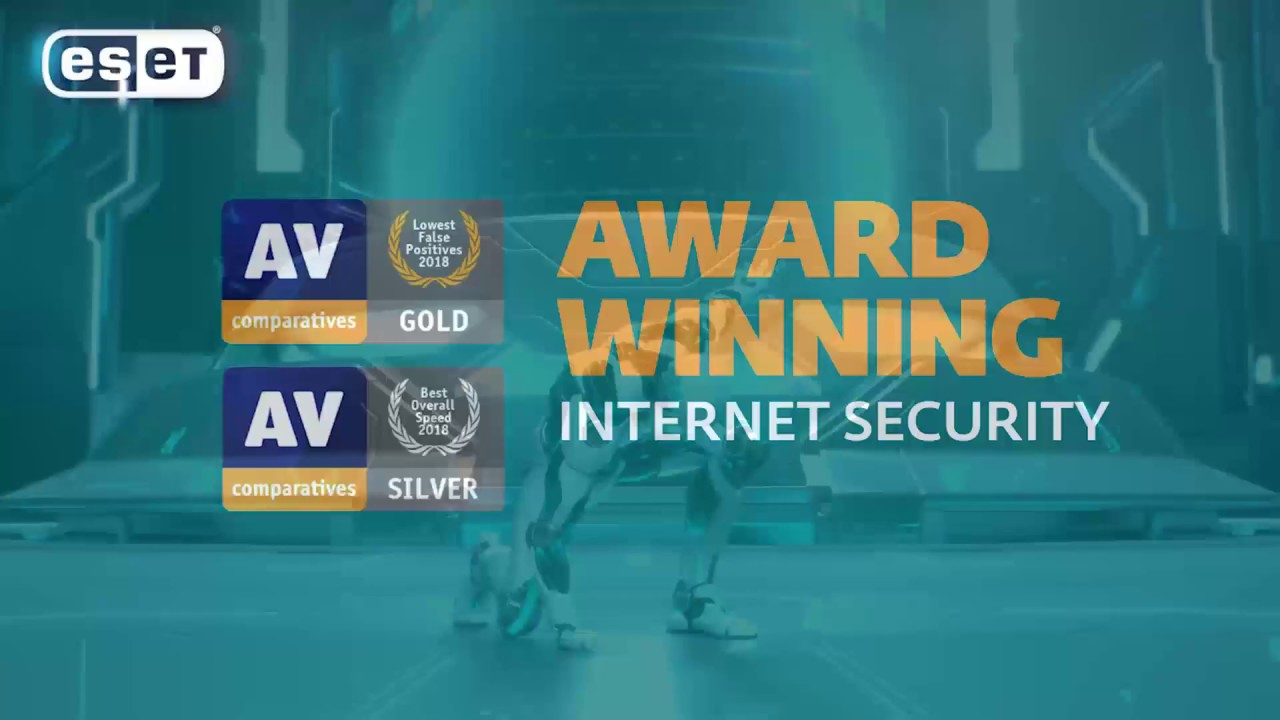 Award-winning antivirus - ESET Internet Security - YouTube