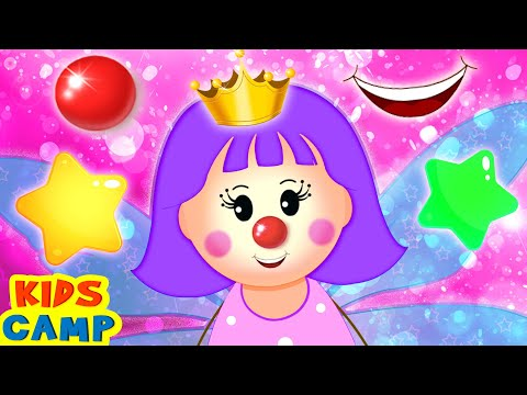 Wrong Face Silly Face Magical Fairy Face With Elly Finger Family Song Nursery Rhymes by KidsCamp