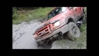 Ford Ranger 2006 off-road 2