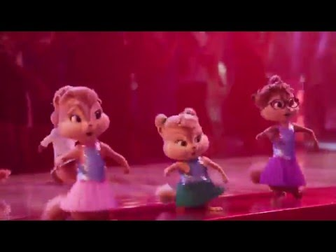 Alvin and the Chipmunks 4: The Road Chip | official FIRST LOOK clip (2016) poster