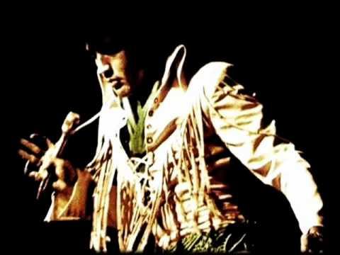 Elvis Presley - My baby (live-1969)