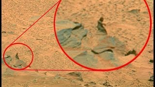 WEIRD Things Found on Mars