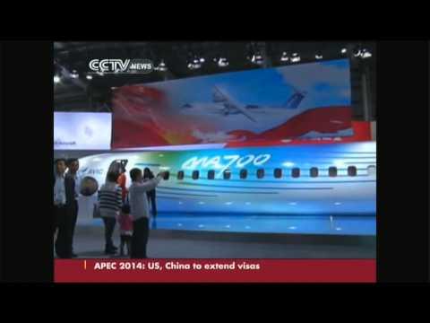"Over 700 international companies ""fly"" into Zhuhai, China"