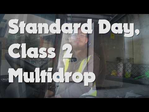 Class 2 HGV Multidrop Normal Day #1