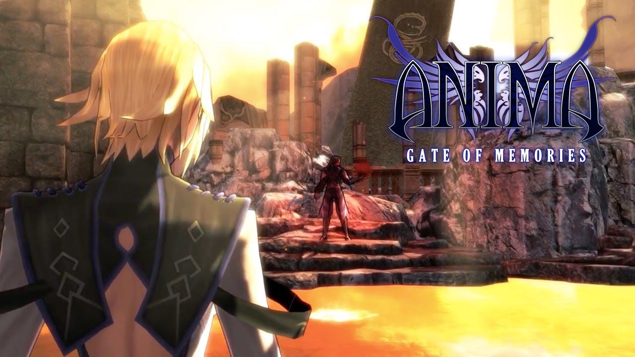 Anima Gate of Memories: The Nameless Chronicles Trailer
