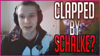 Clapped by Schalke? | Statement on Loss against Schalke | Jankos English Twitch Stream Highlights