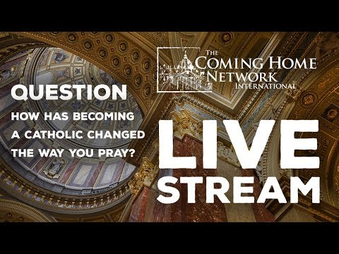 Coming Home Network Livestream