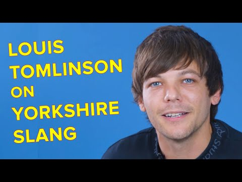 Louis Tomlinson Gets Quizzed On Yorkshire Slang