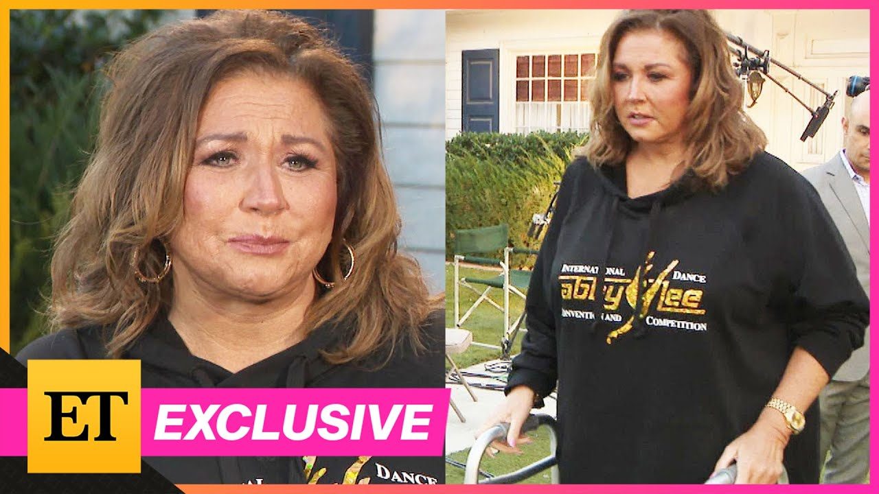 Abby Lee Miller on Coming 'Close' to Dying, JoJo Siwa Coming Out and Her Future on TV (Exclusive) - Entertainment Tonight