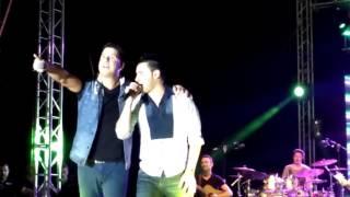 Offtopic - Andy y Lucas -Illescas -Tanto la queria - Fin concierto