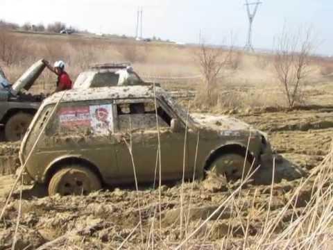 """Гонка внедорожников """"Регион 64"""". Весна 2013"""