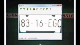 OpenCV: Распознавание номерных знаков