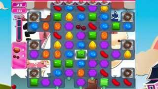 Candy Crush Saga Level 703  No Boosters  8 moves left!