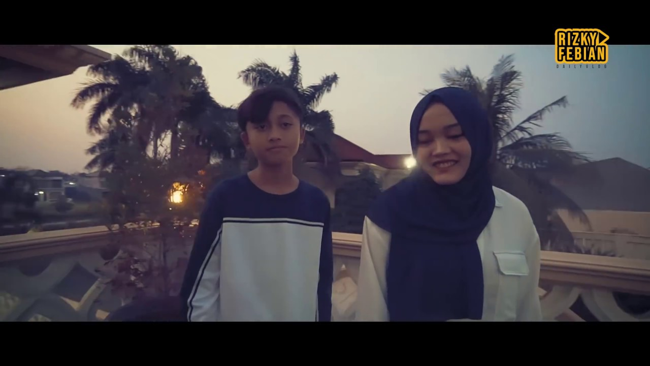 A WHOLE NEW WORLD (COVER) RIZKY FEBIAN, PUTRI DELINA, RIZWAN,  FERDI