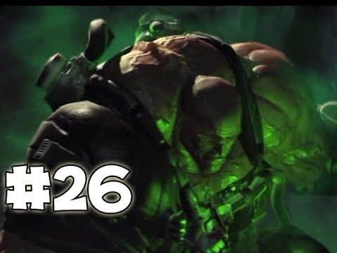 BATMAN Arkham Origins Gameplay Walkthrough - Part 26 - Mega Bane!  Let\'s Play