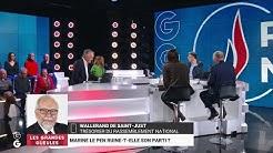 Wallerand de Saint-Just : 'Quand cesserez-vous de croire ce qui est écrit dans la presse ?'