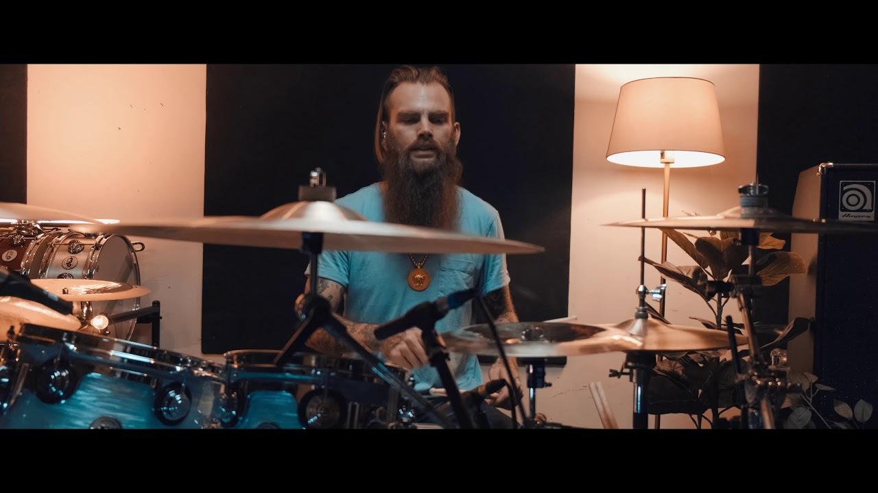 Dance Gavin Dance — Strawberry's Wake (Matt Mingus Drum Playthrough)