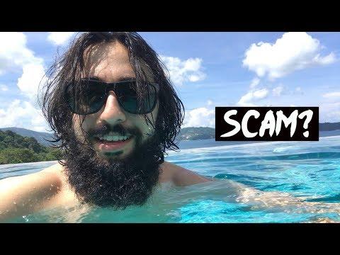 Wyndham Club Timeshare Scam? | Phuket Vlog #3