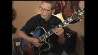 Jazz Guitar Solo Over Mile Davis