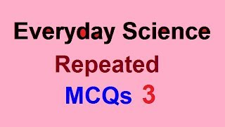 Repeated MCQs for All Competitive Exams | PMS CSS FPSC PPSC NTS