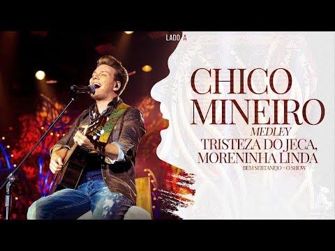 Michel Teló - Chico Mineiro / Tristeza do Jeca / Moreninha | DVD Bem Sertanejo