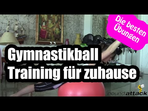 beste gymnastikball bungen zum stoffwechsel anregen di tfrei abnehmen youtube. Black Bedroom Furniture Sets. Home Design Ideas