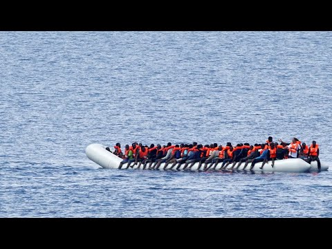 Nearly 500 migrants rescued from Mediterranean
