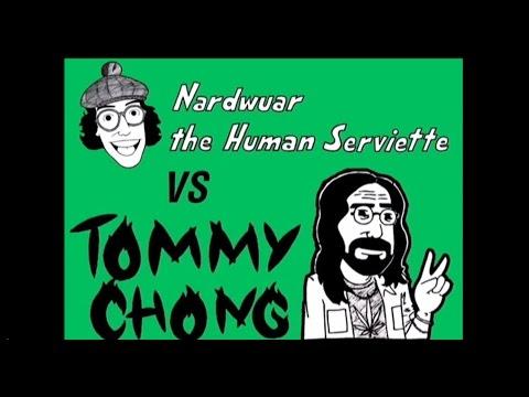 Nardwuar vs. Tommy Chong