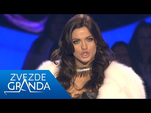 Milica Pavlovic - La fiesta - ZG Specijal 20 - (Tv Prva 07.02.2016.)