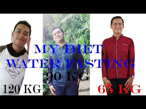 diet-3-hari-water-fasting-indonesia