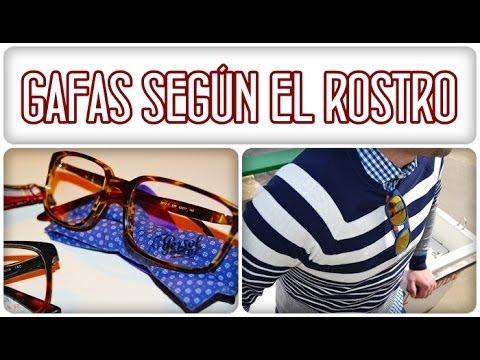 faff5acf Cómo elegir las gafas según el tipo de rostro. Cómo elegir tus lentes by  landoigelo.com