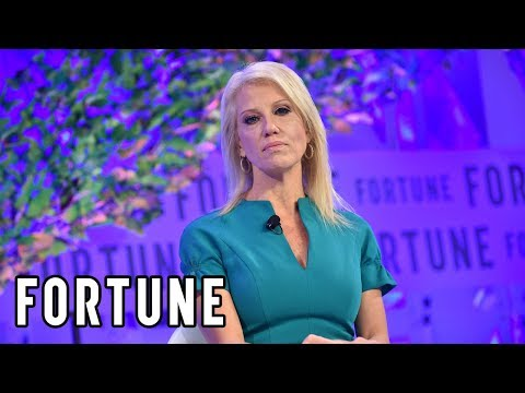 Kellyanne Conway Talks Advising the President of the United States I Fortune