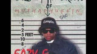 Eazy-E Feat. Dirty Red - What would you do