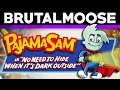 Pajama Sam In: No Need to Hide When It's Dark Outside - brutalmoose