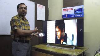 Weston SMART LED Television - Review