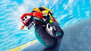 Moto Highway Rider - Gameplay Android game - endless motorbike racing game