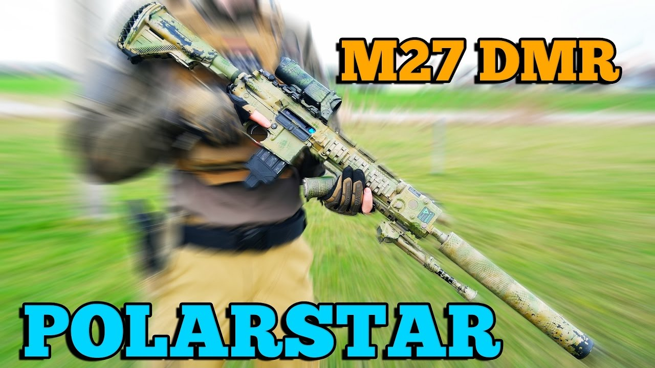 US Marines now also use M27 as M38 DMR