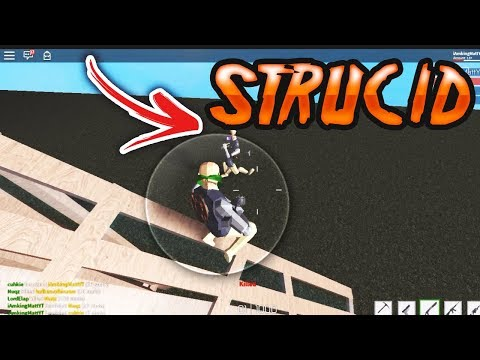 LIVE] STRUCID | ⭐️ROBLOX FORNITE⭐️ *VIP SERVER!* - YouTube