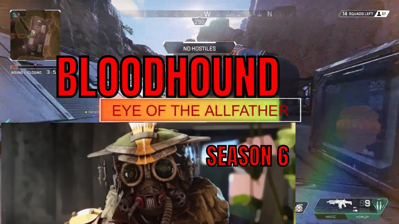 Bloodhound.push - Apex Hunter! Season 6