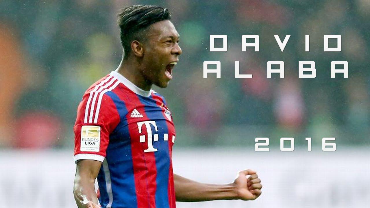 David Alaba 2015 2016 ○ Bayern Munich FC & Austria ○ Goals