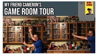 "GAME ROOM TOURS - ""Cameron"