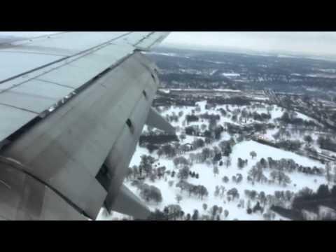 Approaching St. Louis International Airport/Lambert Field