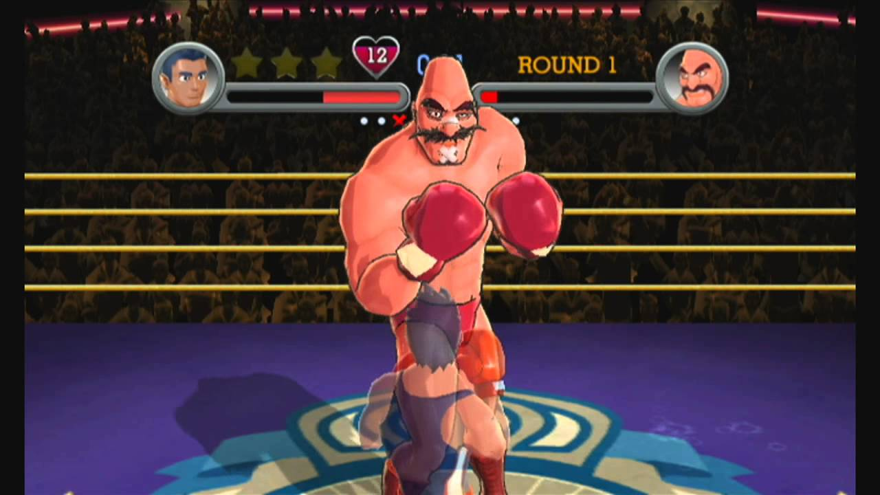 Punch Out Wii Soda Popinski : Punch out wii hammid vs soda popinski youtube