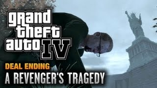 GTA 4 - Final Mission / Deal Ending - A Revenger