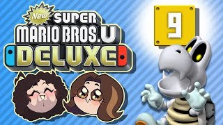 Super Mario Bros U Deluxe: Care Package - PART 9 - Game Grumps