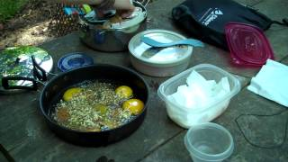 Wilderness Cooking | Eggs and Biscuits
