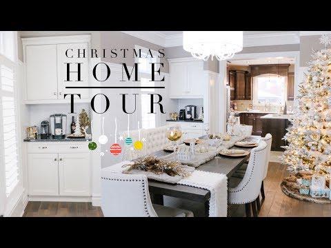 CHRISTMAS HOME TOUR!🎅🏻🎄SLMISSGLAM