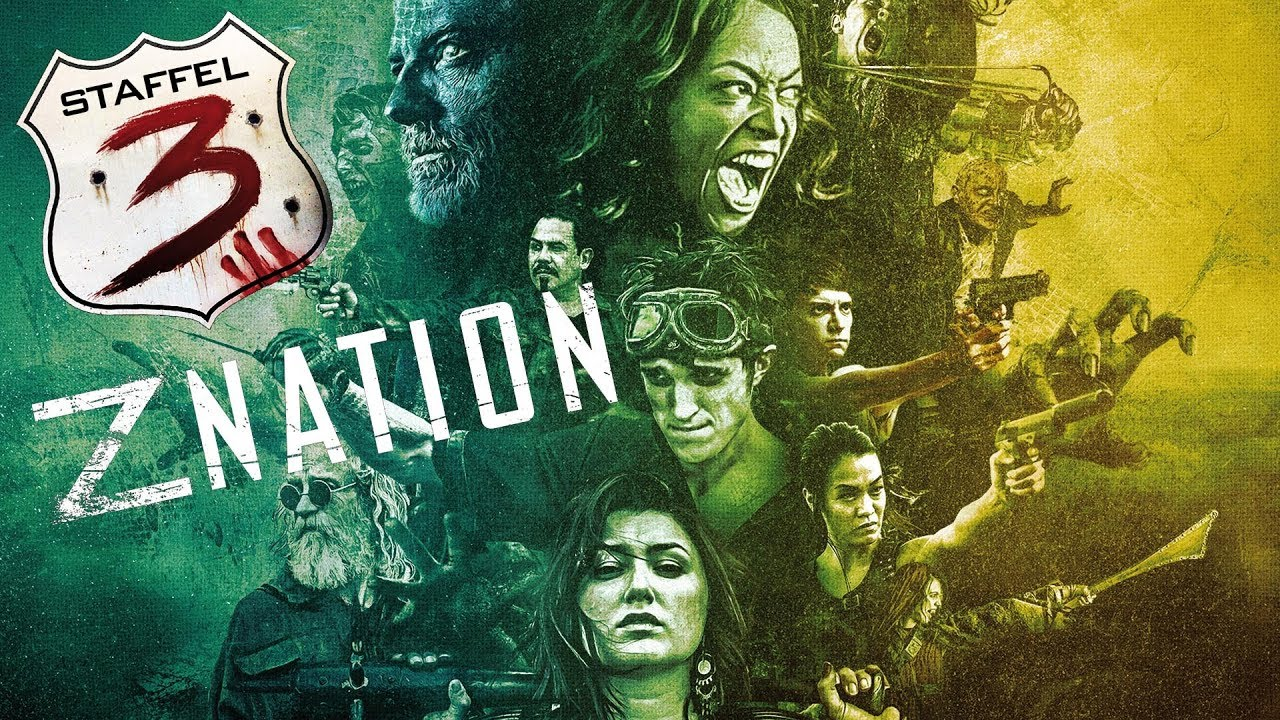Z Nation Staffel 1