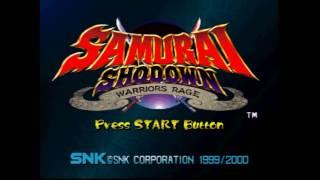 Samurai Shodown Warriors Rage - Reunion - (Rimururu Theme OST)